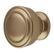 Menlo Park Ringed Cabinet Knob - 1 1/4