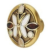 Heirloom Treasures Butterfly Knob - 1 1/2